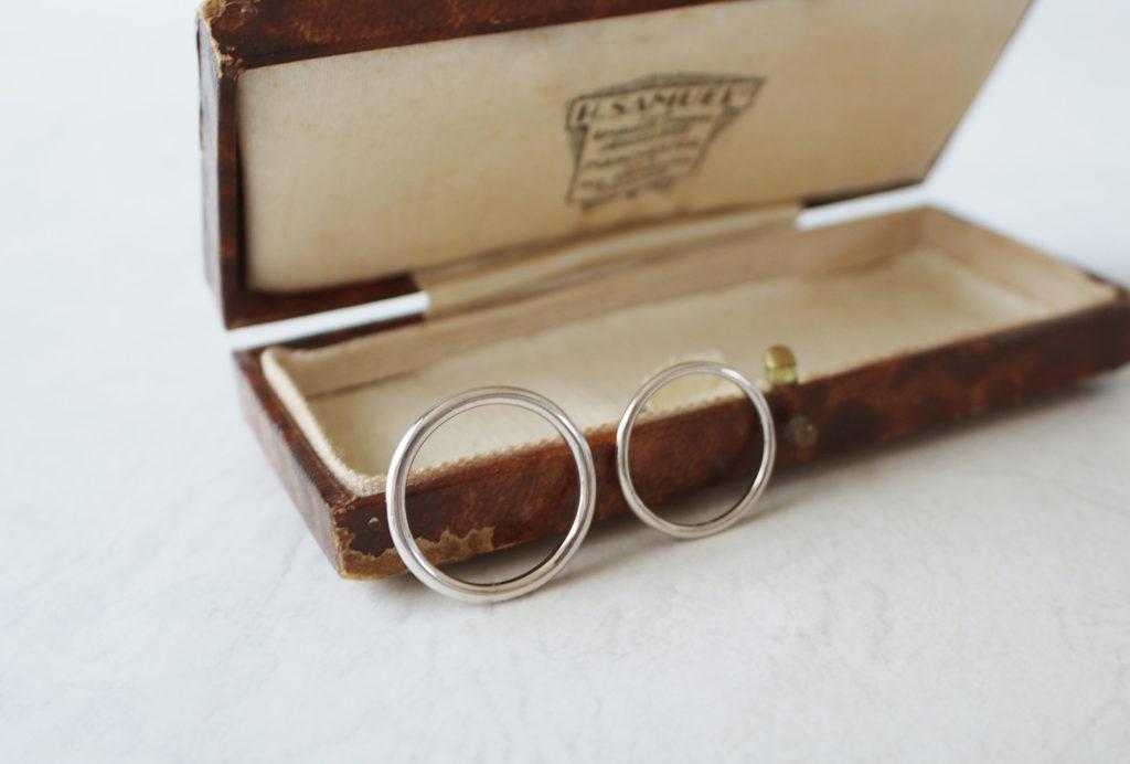 地金から制作する結婚指輪ラウンド