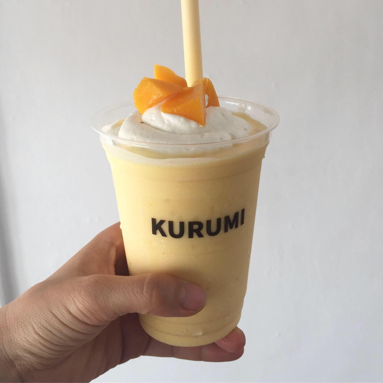 kurumiさんのマンゴーフラッペ