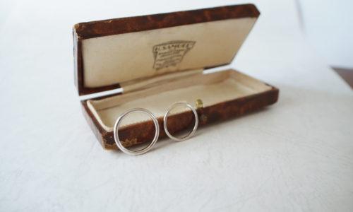 ふたりで手作りする結婚指輪round