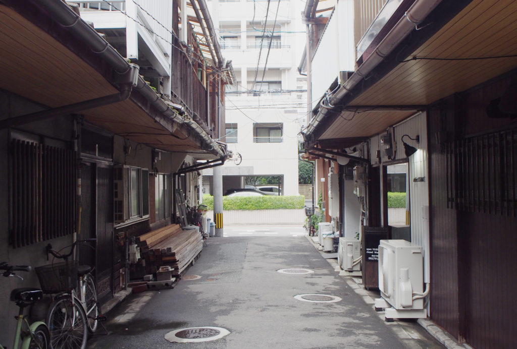 atelier ITSUMOへの行き方