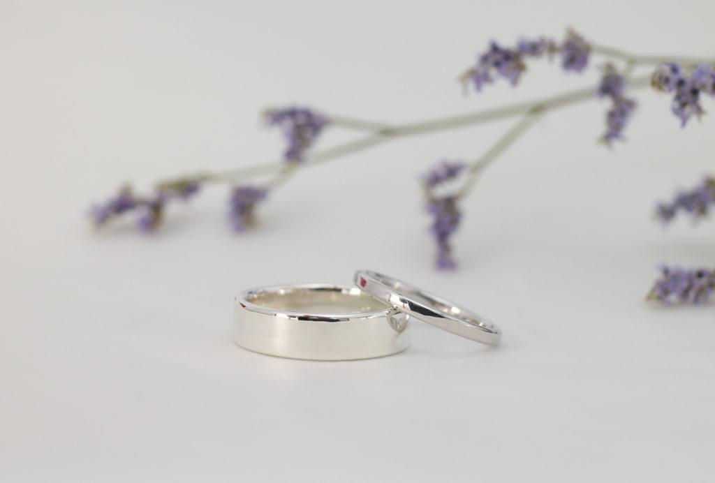 幅5ミリの結婚指輪