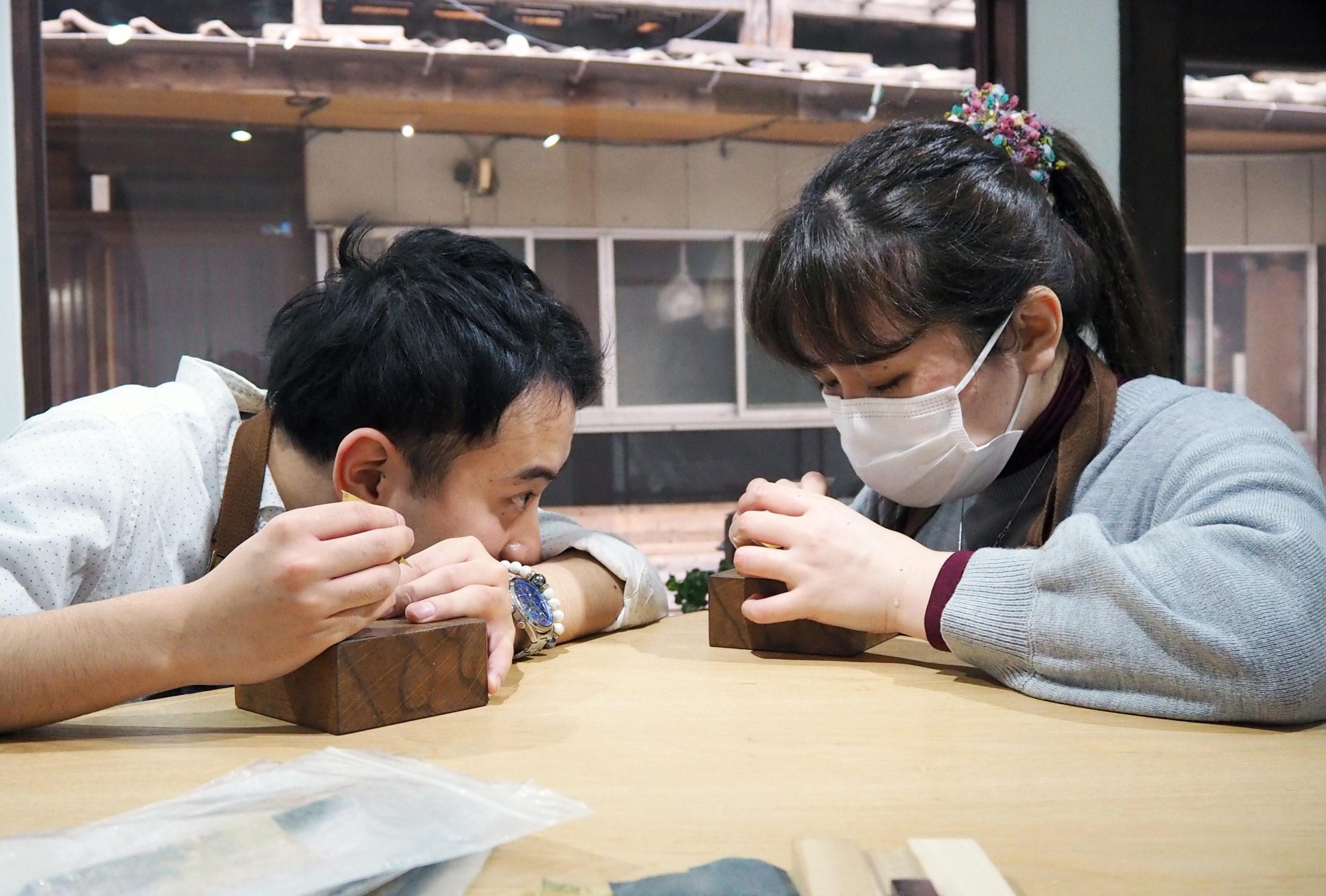 結婚指輪を手作りして結婚を実感